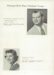Page 9, 1953 Edition, Donora High School - Dragon Yearbook (Donora, PA) online yearbook collection