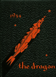 Page 1, 1954 Edition, Donora High School - Dragon Yearbook (Donora, PA) online yearbook collection