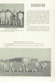 Page 11, 1954 Edition, Donora High School - Dragon Yearbook (Donora, PA) online yearbook collection