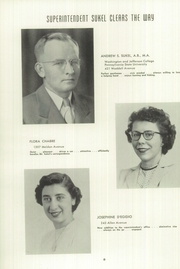 Page 14, 1954 Edition, Donora High School - Dragon Yearbook (Donora, PA) online yearbook collection