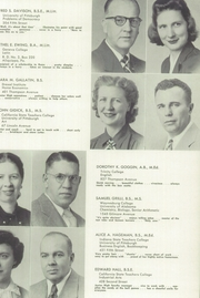 Page 17, 1954 Edition, Donora High School - Dragon Yearbook (Donora, PA) online yearbook collection