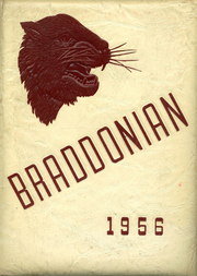 Page 1, 1956 Edition, Braddock High School - Braddonian Yearbook (Braddock, PA) online yearbook collection