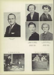 Page 10, 1956 Edition, Braddock High School - Braddonian Yearbook (Braddock, PA) online yearbook collection