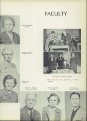 Page 11, 1956 Edition, Braddock High School - Braddonian Yearbook (Braddock, PA) online yearbook collection