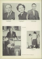 Page 16, 1956 Edition, Braddock High School - Braddonian Yearbook (Braddock, PA) online yearbook collection