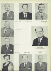 Page 9, 1956 Edition, Braddock High School - Braddonian Yearbook (Braddock, PA) online yearbook collection