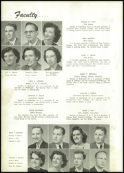 Page 14, 1950 Edition, Rockwood High School - Rocket Yearbook (Rockwood, PA) online yearbook collection