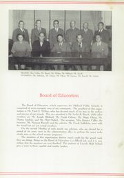 Page 11, 1948 Edition, Lincoln High School - Rodis Yearbook (Midland, PA) online yearbook collection