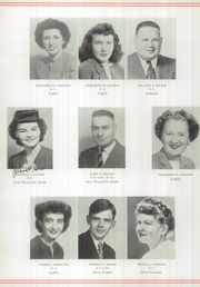Page 16, 1948 Edition, Lincoln High School - Rodis Yearbook (Midland, PA) online yearbook collection
