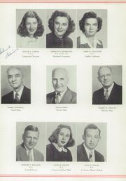 Page 17, 1948 Edition, Lincoln High School - Rodis Yearbook (Midland, PA) online yearbook collection