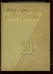 1950 Edition, Lincoln High School - Rodis Yearbook (Midland, PA)