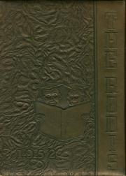 1952 Edition, Lincoln High School - Rodis Yearbook (Midland, PA)