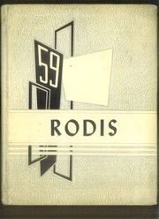1959 Edition, Lincoln High School - Rodis Yearbook (Midland, PA)