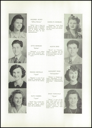 Page 15, 1944 Edition, Weatherly High School - Nugget Yearbook (Weatherly, PA) online yearbook collection