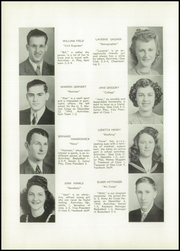 Page 16, 1944 Edition, Weatherly High School - Nugget Yearbook (Weatherly, PA) online yearbook collection