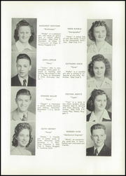 Page 17, 1944 Edition, Weatherly High School - Nugget Yearbook (Weatherly, PA) online yearbook collection
