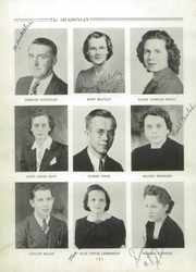 Page 10, 1943 Edition, Shade Township High School - Shadonian Yearbook (Cairnbrook, PA) online yearbook collection