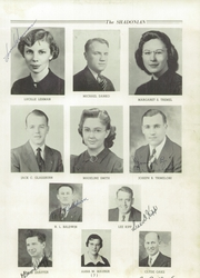 Page 11, 1943 Edition, Shade Township High School - Shadonian Yearbook (Cairnbrook, PA) online yearbook collection