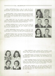 Page 16, 1943 Edition, Shade Township High School - Shadonian Yearbook (Cairnbrook, PA) online yearbook collection