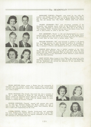 Page 17, 1943 Edition, Shade Township High School - Shadonian Yearbook (Cairnbrook, PA) online yearbook collection