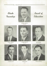 Page 8, 1943 Edition, Shade Township High School - Shadonian Yearbook (Cairnbrook, PA) online yearbook collection