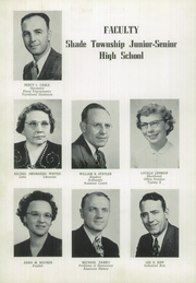 Page 10, 1951 Edition, Shade Township High School - Shadonian Yearbook (Cairnbrook, PA) online yearbook collection