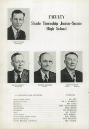 Page 14, 1951 Edition, Shade Township High School - Shadonian Yearbook (Cairnbrook, PA) online yearbook collection