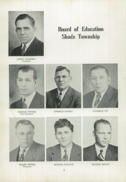 Page 8, 1951 Edition, Shade Township High School - Shadonian Yearbook (Cairnbrook, PA) online yearbook collection