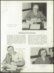 Page 15, 1954 Edition, Westinghouse Memorial High School - Yearbook (Wilmerding, PA) online yearbook collection