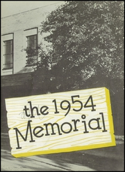 Page 7, 1954 Edition, Westinghouse Memorial High School - Yearbook (Wilmerding, PA) online yearbook collection
