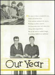 Page 8, 1954 Edition, Westinghouse Memorial High School - Yearbook (Wilmerding, PA) online yearbook collection
