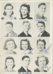 Page 14, 1943 Edition, Wattsburg Area High School - Grail Yearbook (Wattsburg, PA) online yearbook collection