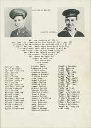 Page 7, 1943 Edition, Wattsburg Area High School - Grail Yearbook (Wattsburg, PA) online yearbook collection