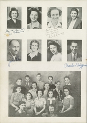 Page 8, 1943 Edition, Wattsburg Area High School - Grail Yearbook (Wattsburg, PA) online yearbook collection