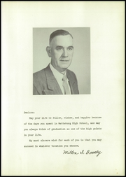 Page 11, 1954 Edition, Wattsburg Area High School - Grail Yearbook (Wattsburg, PA) online yearbook collection