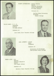 Page 15, 1954 Edition, Wattsburg Area High School - Grail Yearbook (Wattsburg, PA) online yearbook collection