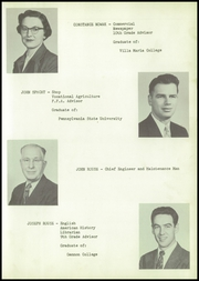 Page 17, 1954 Edition, Wattsburg Area High School - Grail Yearbook (Wattsburg, PA) online yearbook collection