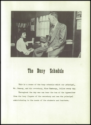 Page 15, 1955 Edition, Wattsburg Area High School - Grail Yearbook (Wattsburg, PA) online yearbook collection
