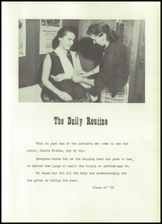 Page 17, 1955 Edition, Wattsburg Area High School - Grail Yearbook (Wattsburg, PA) online yearbook collection