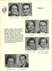 Page 14, 1958 Edition, Wattsburg Area High School - Grail Yearbook (Wattsburg, PA) online yearbook collection