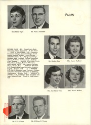 Page 16, 1958 Edition, Wattsburg Area High School - Grail Yearbook (Wattsburg, PA) online yearbook collection
