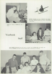 Page 10, 1958 Edition, Millville Joint High School - Echo Yearbook (Millville, PA) online yearbook collection