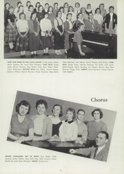 Page 13, 1958 Edition, Millville Joint High School - Echo Yearbook (Millville, PA) online yearbook collection