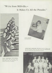 Page 17, 1958 Edition, Millville Joint High School - Echo Yearbook (Millville, PA) online yearbook collection
