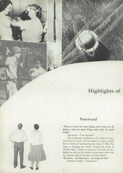 Page 6, 1958 Edition, Millville Joint High School - Echo Yearbook (Millville, PA) online yearbook collection