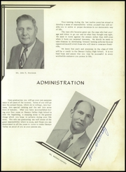 Page 11, 1956 Edition, Oswayo Valley High School - Gleaner Yearbook (Shinglehouse, PA) online yearbook collection