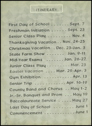 Page 12, 1956 Edition, Oswayo Valley High School - Gleaner Yearbook (Shinglehouse, PA) online yearbook collection