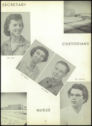 Page 17, 1956 Edition, Oswayo Valley High School - Gleaner Yearbook (Shinglehouse, PA) online yearbook collection