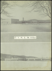 Page 7, 1956 Edition, Oswayo Valley High School - Gleaner Yearbook (Shinglehouse, PA) online yearbook collection