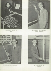 Page 12, 1956 Edition, West Snyder High School - Legend Yearbook (Beaver Springs, PA) online yearbook collection